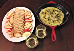 wine and cheese feb 14