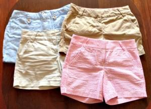sum 14 shorts